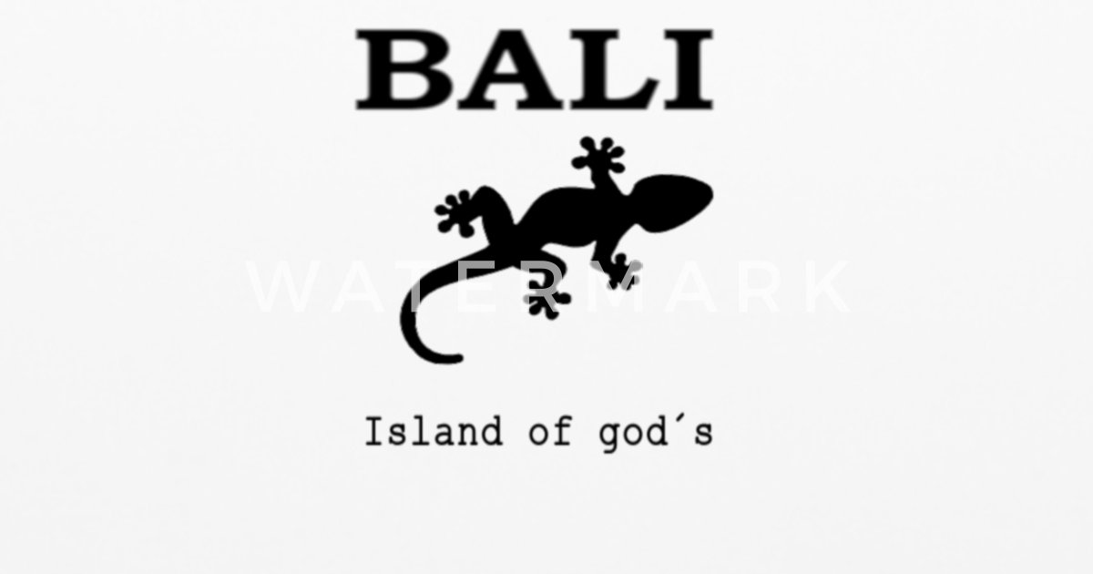 Bali Island Of Gods Pillowcase 32 X 20 Spreadshirt
