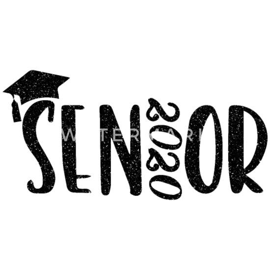 2020 Graduation Images.Senior 2020 Class Of 2020 Graduation Pillowcase 32 X 20 White