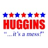 Marty Huggins It's A Mess The Campaign - Men's Premium Tank