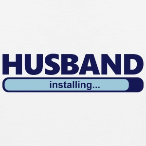 Installing Husband (1064) - Men's Premium Tank