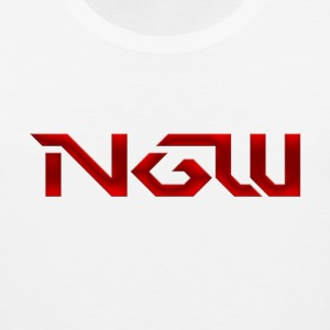 ngw without second text - Men's Premium Tank