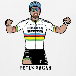 Peter Sagan Portrait, World Champion - Men's Premium Tank