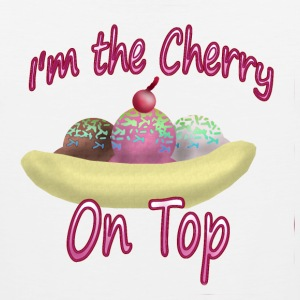 Cherry on Top - Men's Premium Tank