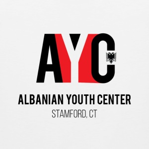 Albanian Youth Center - Men's Premium Tank