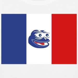 French Pepe the Frog - Men's Premium Tank