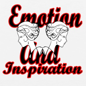 emotion and inspiration - Men's Premium Tank