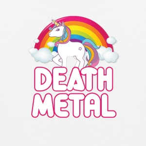 Unicorn Death Metal - Men's Premium Tank