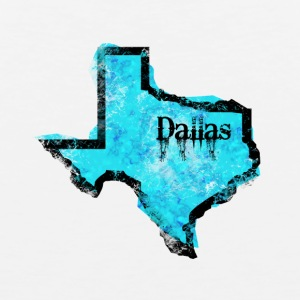 Dallas Texas - Men's Premium Tank