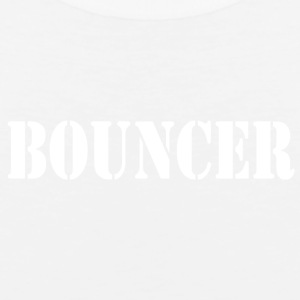 bouncer front - Men's Premium Tank