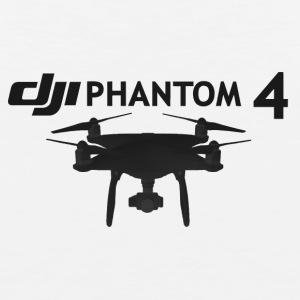 dji phantom 4 - Men's Premium Tank