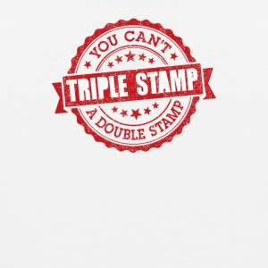 Triple Stamp - Men's Premium Tank