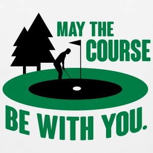 Golf: May the course be with you