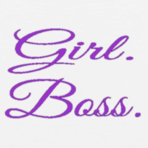 Girl. Boss. - Men's Premium Tank