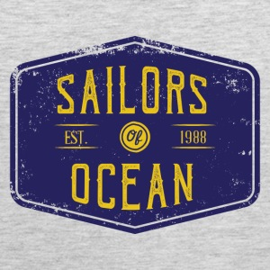 Sailors of ocean - Men's Premium Tank