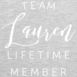 Team Lauren lifetime member - Men's Premium Tank