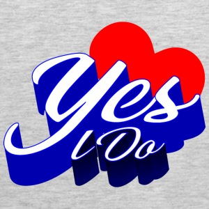 GIFT - YES I DO - Men's Premium Tank