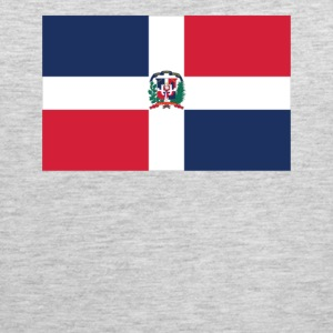 Flag of the Dominican Republic Cool Flag - Men's Premium Tank