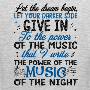 Music of the Night - Men's Premium Tank