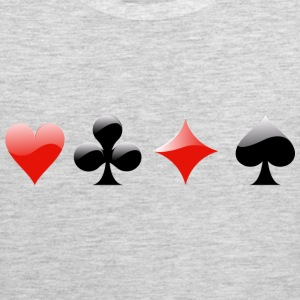 Card Gamer - Men's Premium Tank