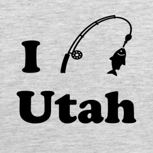 utah fishing - Men's Premium Tank