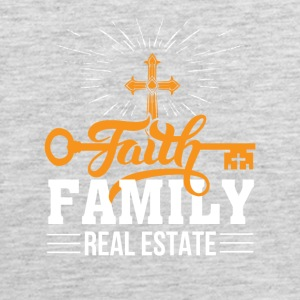 Faith Family Real Estate Realtor Faith - Men's Premium Tank