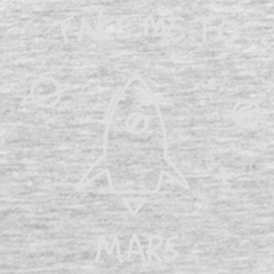 Take me to mars - Men's Premium Tank