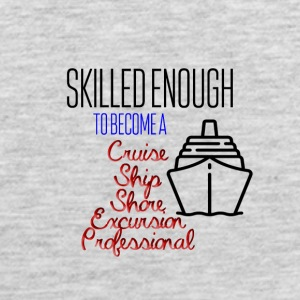 Cruise ship shore excursion professional - Men's Premium Tank