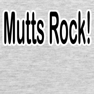 Mutts Rock - Men's Premium Tank
