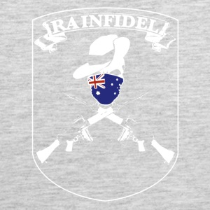 Rainfidel Crossed Tshirt - Men's Premium Tank