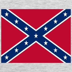 Confederate Flag - Men's Premium Tank