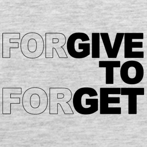 Forgive to forgive - Men's Premium Tank