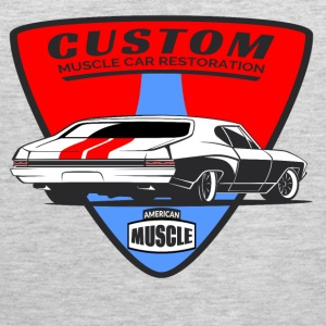 Custom Muscle Car - Men's Premium Tank