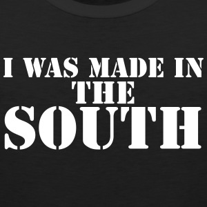 I Was Made In The South - Men's Premium Tank