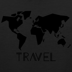 travel - Men's Premium Tank