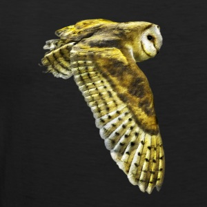 Barn Owl - Men's Premium Tank