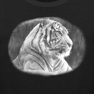 Tiger Sketch - Men's Premium Tank