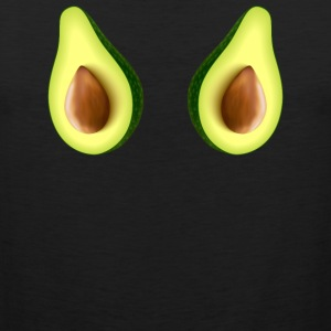 Avocado Boobs - Men's Premium Tank