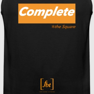 Complete the Square [fbt] - Men's Premium Tank