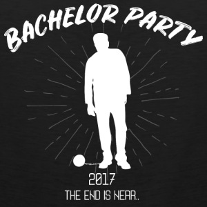 BACHELOR PARTY MARRIAGE WEDDING GIFT GROOM - Men's Premium Tank