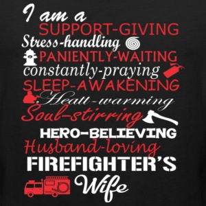 Firefighter s - Men's Premium Tank