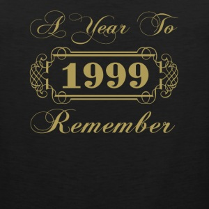 1999 A Year To Remember - Men's Premium Tank