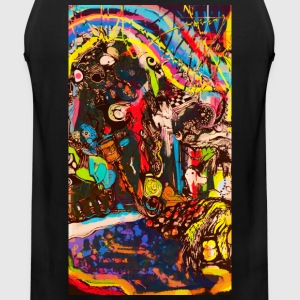 abstract - Men's Premium Tank