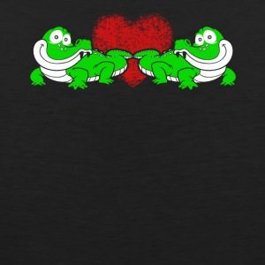 Love Alligator Shirt - Men's Premium Tank