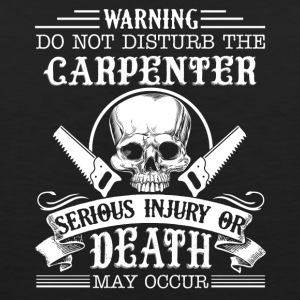 Carpenter Tee Shirt - Men's Premium Tank