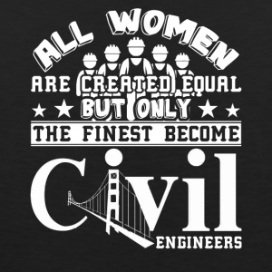 Civil Engineer Tshirt - Men's Premium Tank
