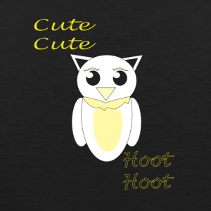 CuteOwl - Men's Premium Tank