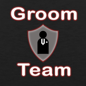 Groom Team - Men's Premium Tank