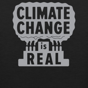 Climate Change Is Real - Men's Premium Tank
