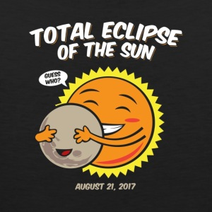 Cute Guess Who Total Solar Eclipse of the Sun T Sh - Men's Premium Tank