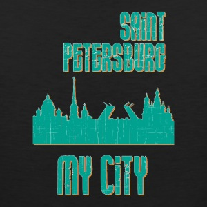 Saint Petersburg MY CITY - Men's Premium Tank